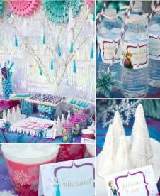 frozen decorations 27 easy frozen birthday ideas for an unforgettable