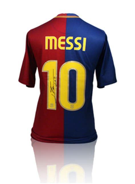 Kaos Maradona And Messi Football Artwork lionel messi signed and framed barcelona shirt pro