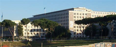 sede della fao allarme bomba nella sede della fao a roma si 232 trattato