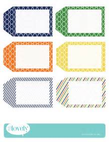 Free Printable Gift Tag Templates by Gift Tags Printable Templates Search Results