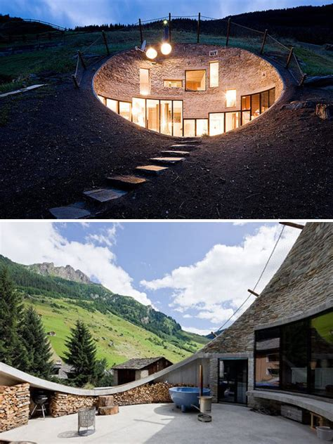 20 Outstanding Architectural Designs From All Over The Creative Home Designs
