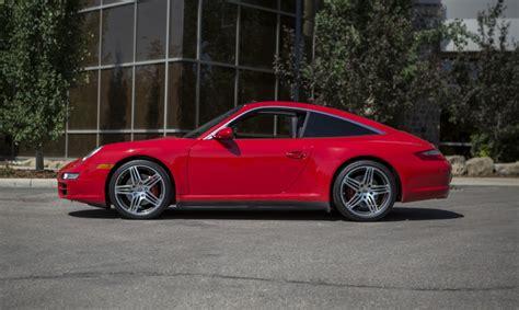 2007 Porsche 911 4s 2007 Porsche 911 4s Targa Coupe Lamborghini Calgary