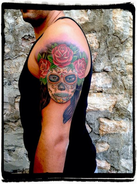 santa muerte tattoo meaning 281 best images about tattoos on santa muerte