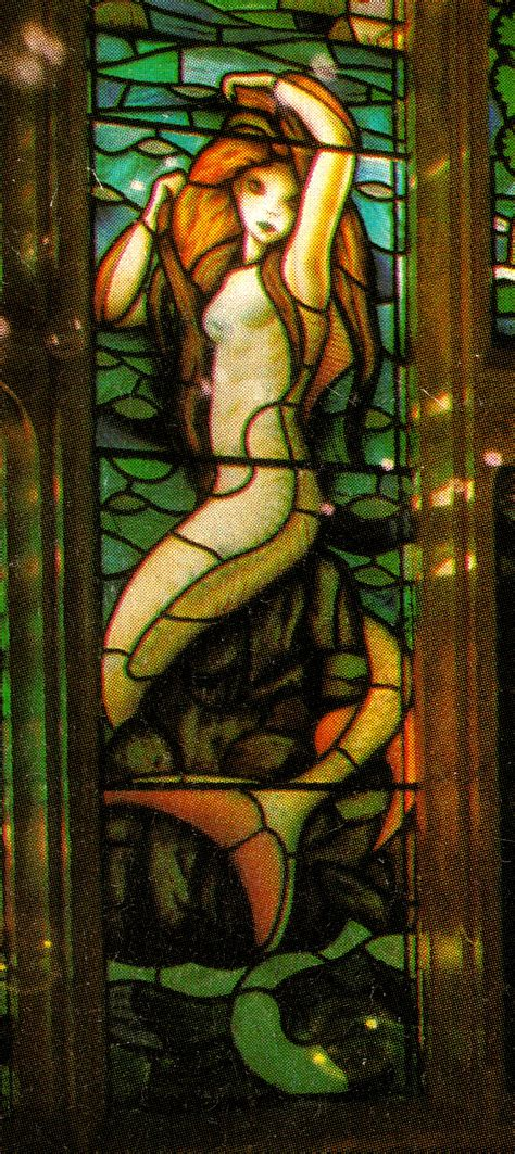 harry potter prefects bathroom harry potter stained glass mermaid by sebastianmerman on deviantart