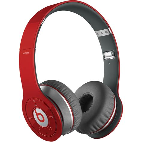 Headset Bluetooth Beats Audio beats by dr dre wireless bluetooth on ear 900 00171 01 b h