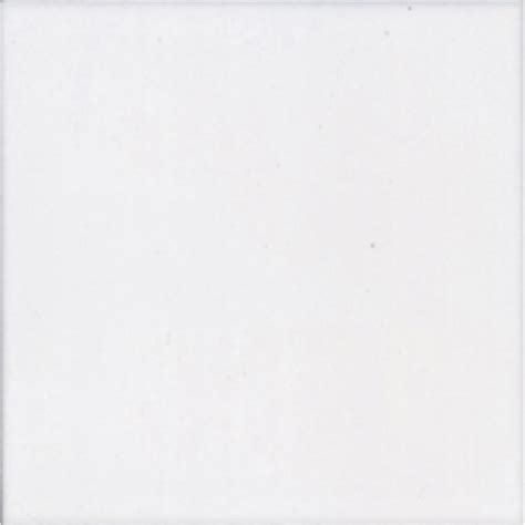 White Ceramic Floor Tile Cotto Tiles 200 X 200mm Thaicera White Ceramic Floor Tile