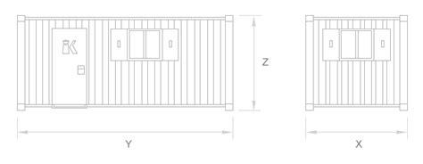 cabin dimensions cabin title