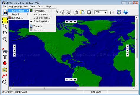 web map maker a map creator program