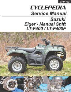 shift pad eiger by eiger indonesia suzuki eiger lt f400 lt f400f manual shift atv printed