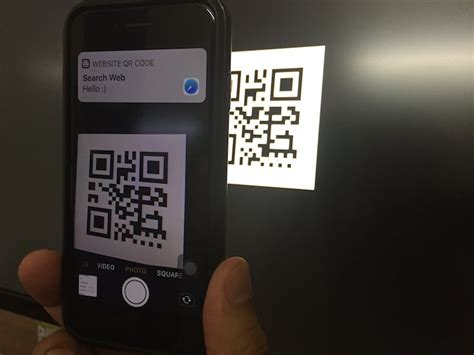 how to scan qr codes from your iphone or app 2019