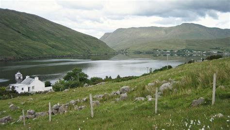 leenane irland leenane at the of killary harbour destination