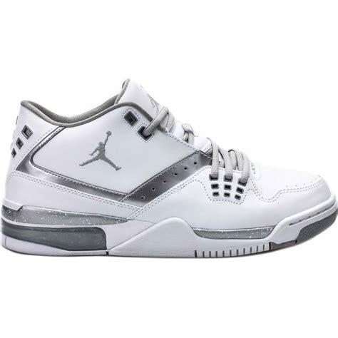ebay sneakers jordans mens nike air flight 23 sneakers new white