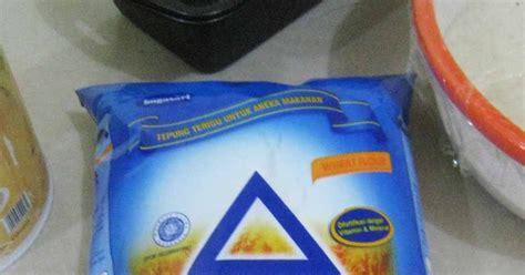 Tepung Terigu Protein Sedang Segitiga Biru adonanroti jenis tepung terigu