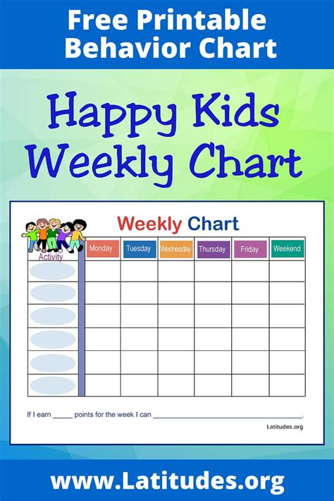 free weekly incentive chart activity bear acn latitudes 3rd grade classroom daily schedule keown jessica 3rd grade