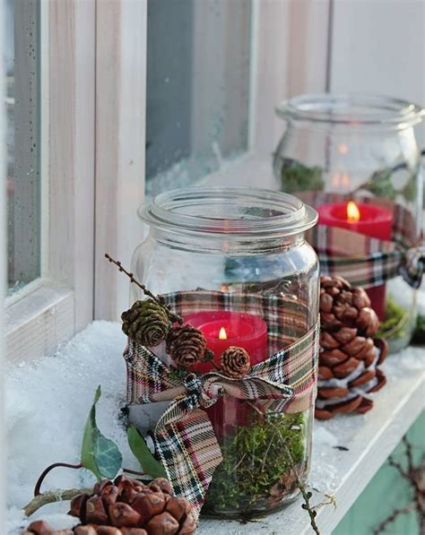 glass jar christmas crafts 17 homemade inspirations