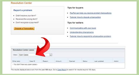 ebay dispute 3 ways to dispute a paypal transaction wikihow