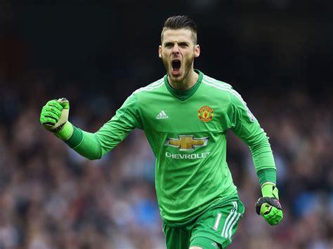 Di Gea by David De Gea Manchester United Player Profile Sky