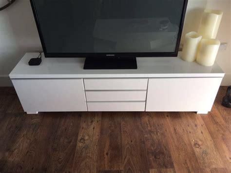 high gloss white tv stand ikea home design ideas