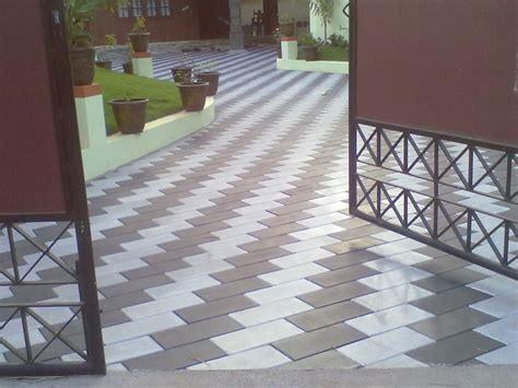 Home Exterior Design Tiles Building Exterior Floor Tiles Wooden Deck Furniture From
