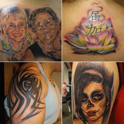 imagenes de tattoos realistas los tatuajes de hoy mucho realismo y rostros gigantescos