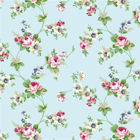 floral wallpaper for walls antique rose sky blue flower pattern self adhesive