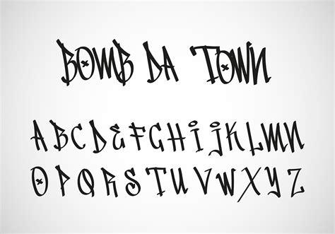 graffiti tag letter  vector   vectors