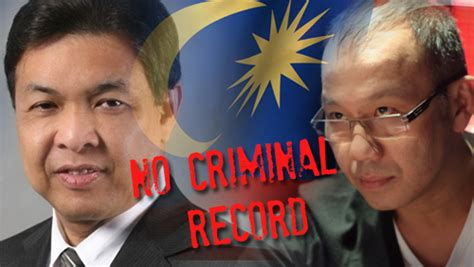 Entering Europe With A Criminal Record Paul Phua Has No Criminal Record In Malaysia Says Home Minister Zahid
