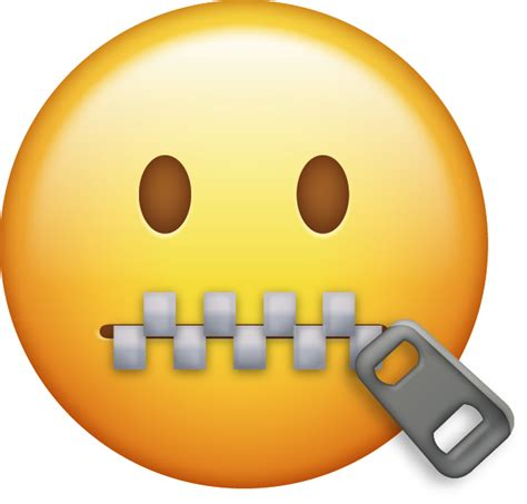emoji zipped mouth download new emoji icons in png ios 10 emoji island