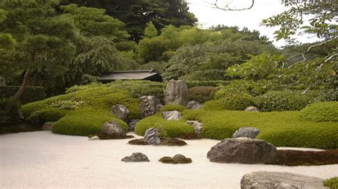 decorating small homes japanese rock garden design