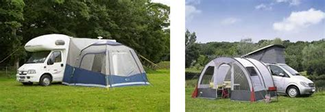 drive away awning cervan and motorhome awnings