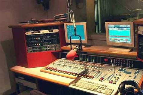 radio studio desk petition give our muaicians their voices back let s all preserve our arts and culture through