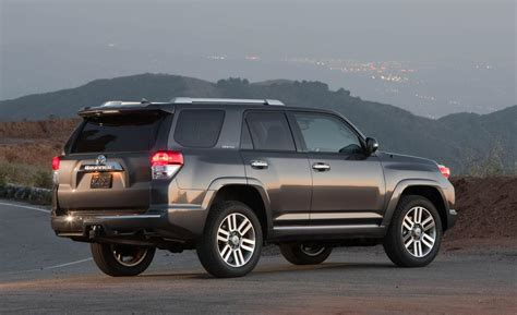 2012 Toyota 4runner Car And Driver