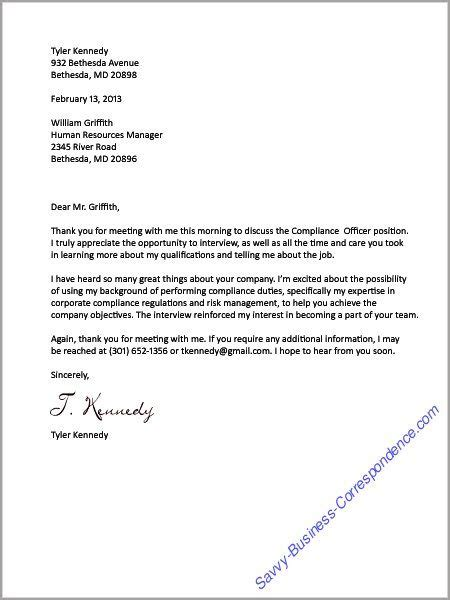 thank you letter after hr coordinator 134 best business letters images on