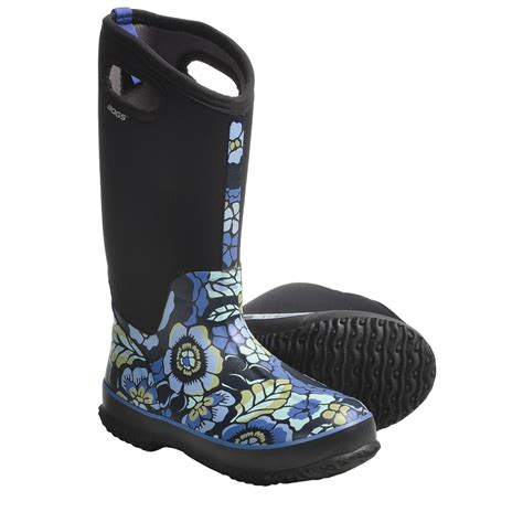 bogs shoes bogs footwear classic high lanai rubber boots for