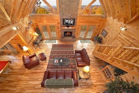 Rambler Floor Plans big sky lodge a gatlinburg cabin rental