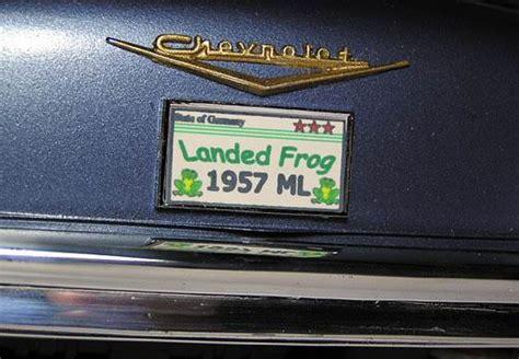 Möbel Lackieren Klarlack by 1957 Chevrolet Bel Air Sport Coupe Revell 1 12 Von