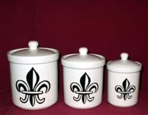 fleur de lis canisters for the kitchen 32 best images about fleur de lis kitchen canisters on ceramics jars and one