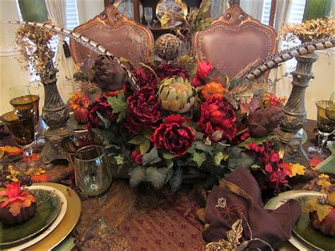 fall centerpieces with feathers setting your table for a fall party enticing entertaining