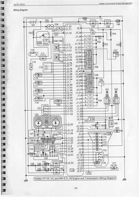 vr commodore wiring diagram wiring library