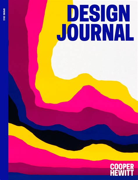 design journal journal design journal cooper hewitt smithsonian design museum