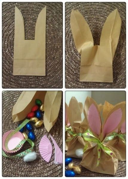 Paper Bag Crafts For Adults - 50 diy easter crafts for adults pink lover