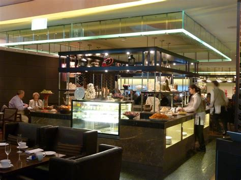 the hyatt cafe with kids perth