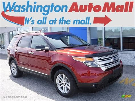 Sunset Ford by 2014 Sunset Ford Explorer Xlt 4wd 120125653 Photo 21