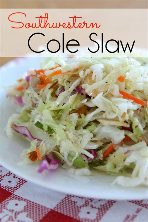light and tangy cole slaw recipes dishmaps