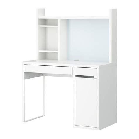 Ikea Micke Meja Kerja Meja Komputer Meja Belajar 142x50cm micke meja kerja putih ikea