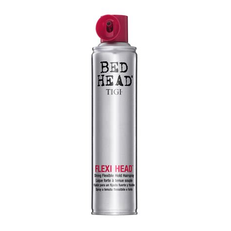 bed head hairspray tigi bed head flexi head strong flexible hold hairspray 385ml feelunique
