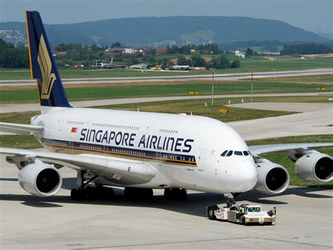 airbus   singapore airlines     fly business insider