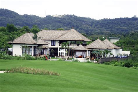 Dukuan House Bali Indonesia Asia asia house of the day bali indonesia villa on a golf