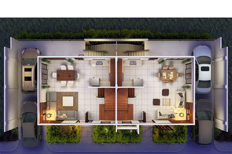 duplex house design in philippines modern zen house design philippines