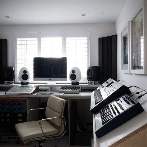 recording studio studios home studio  studio desk recording
